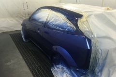 Professional Crash Repair Paint Shop 03