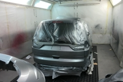 Professional Crash Repair Paint Shop 07