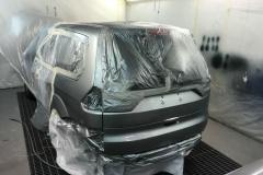 Professional Crash Repair Paint Shop 08