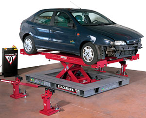 Crash Repair Equipment
